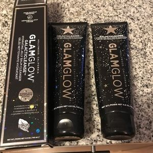 2X Glamglow galacticcleanse cleansers